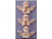Molde Anjos (Alphabet Moulds)