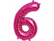 Balão Rosa nº 6 (87cm)