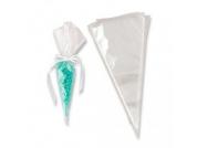 10 Sacos Triangulares para doces